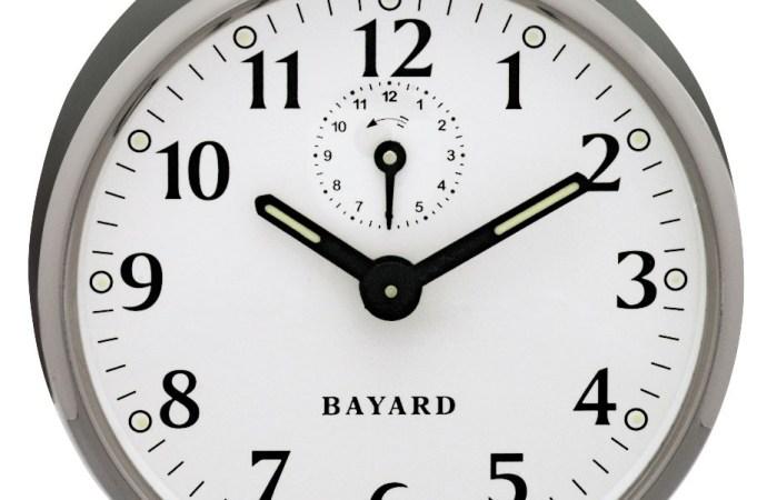 Nouveau changement de l'heure nationale à partir du 3 Novembre