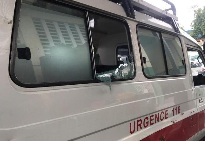 La Croix-Rouge haïtienne condamne les attaques répétées contre ses ambulances