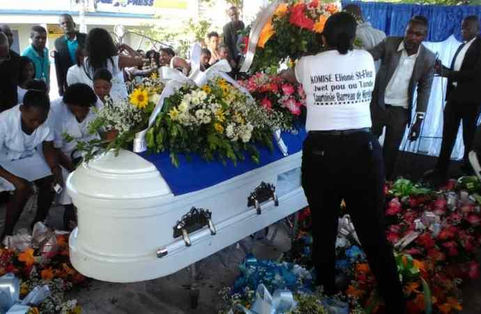 Les funérailles du journaliste Néhémie Joseph chantées ce samedi