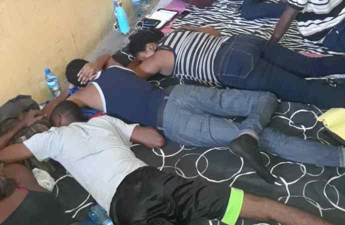 Les étudiants grévistes observent une trêve