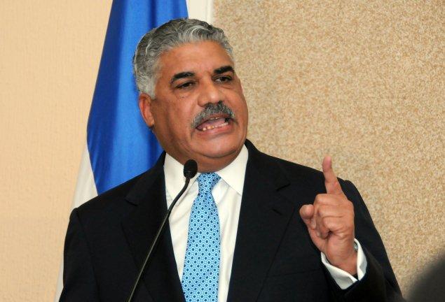 Le ministre dominicain des Affaires étrangères exhorte la communauté internationale à voler au secours d'Haïti