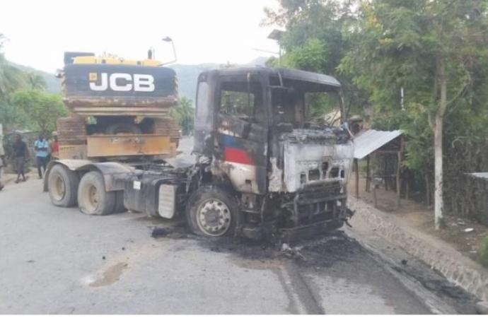 Incendie de camions du  MTPTC: l'ingénieur Fritz Caillot condamne