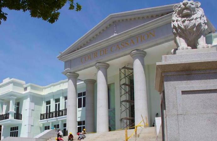 Accord de Marriott: le choix du juge qui devrait remplacer Jovenel Moïse est fait