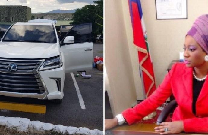 """Affaire Judith Exavier: """"José B. Quiterio n'est pas le propriétaire du véhicule dans lequel se trouvait la diplomate haïtienne"""""""