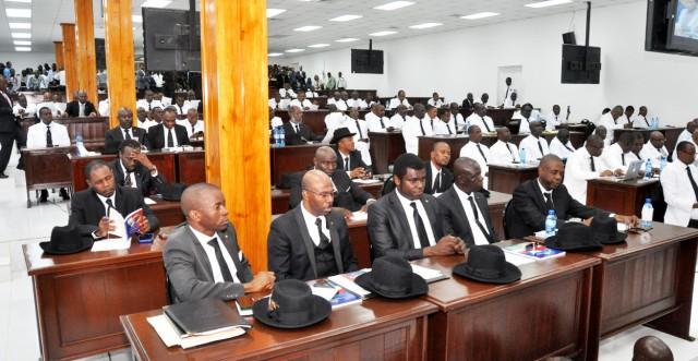 13 janvier 2020, fin de mandat de certains parlementaires haïtiens : qui sont-ils et quelles conséquences pour le peuple ?
