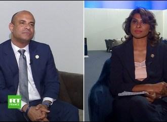 La Grande Interview : Laurent Lamothe se prononce sur la crise en Haïti et plaide pour son intégration dans l'Union Africaine
