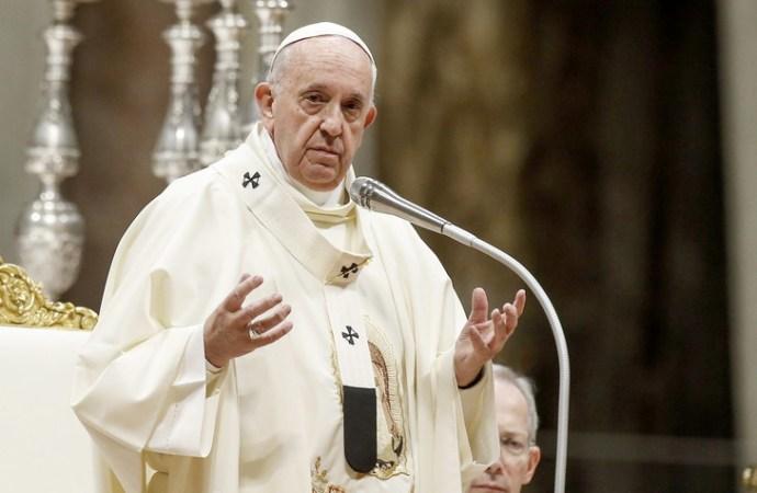 Le pape François apporte son appui au dialogue 3n Haïti