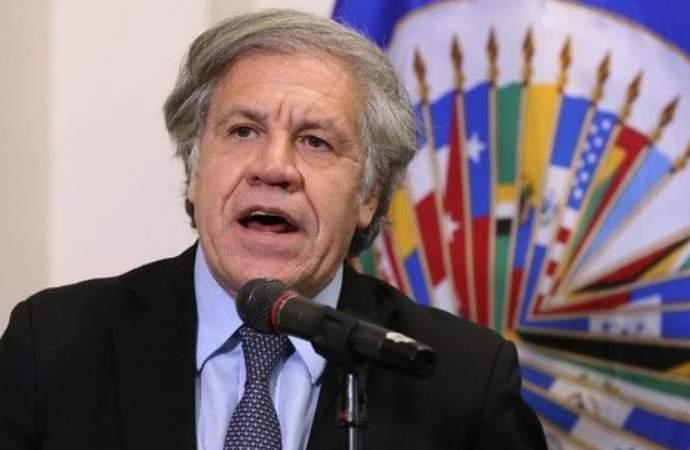 Haïti-OEA: Luis Amalgro dans nos murs