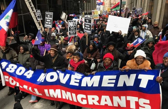 46.000 Haïtiens en situation irrégulière USA, menacés d'expulsion