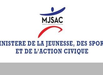 MJSAC et CNDDR lancent la coupe de la paix et de la fraternité