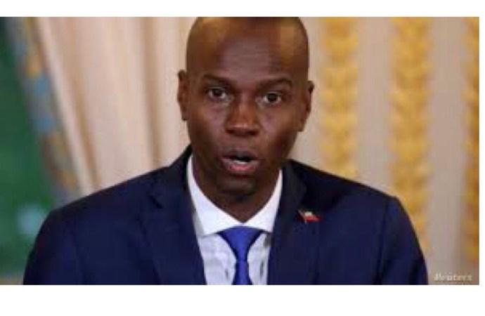 Jovenel Moïse est dans l'attente de la caducité du Parlement