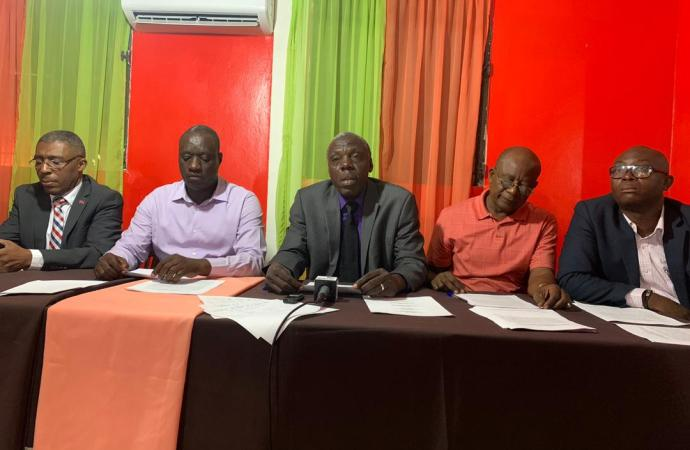 Le secteur syndical revendique sa participation au dialogue