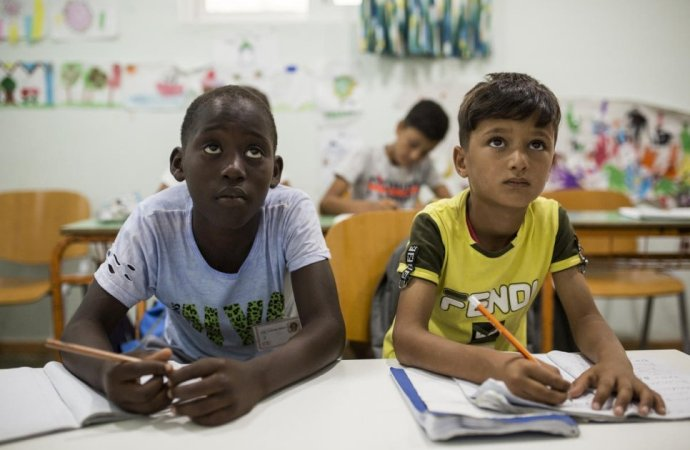 A new approach to Education in Haiti The world is changing at a fast pace, yet our education system in Haiti is the same as it was 50 years ago.