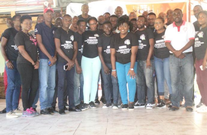 """Port de paix: l'organisation """"Jenès Pozitif"""" lance une formation sur les premiers soins"""