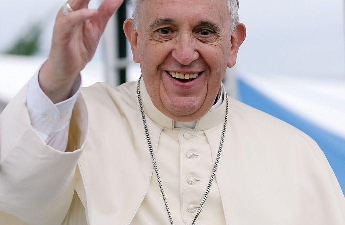 Le Pape François testé négatif au Coronavirus