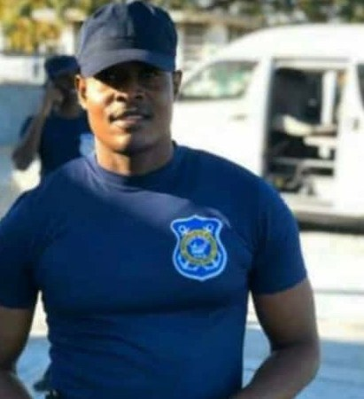 James Vertus, un jeune policier assassiné au Centre-ville