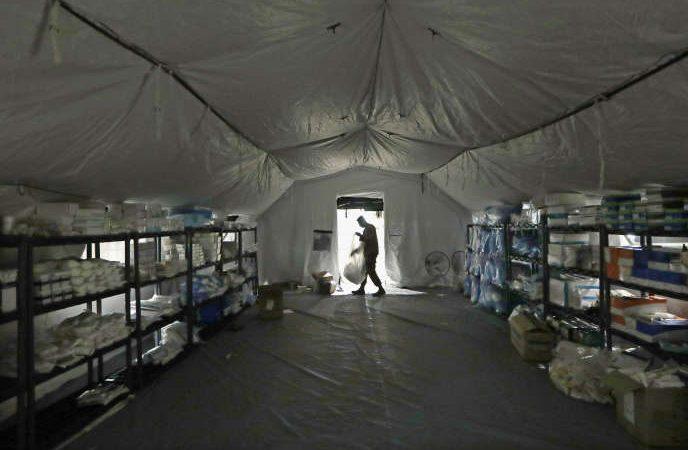 Epidémie due au coronavirus dans le monde: le bilan s'alourdit avec plus de 41000 morts
