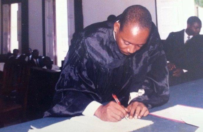 Haïti 24 n'a rien écrit à propos d'Annibal Coffy