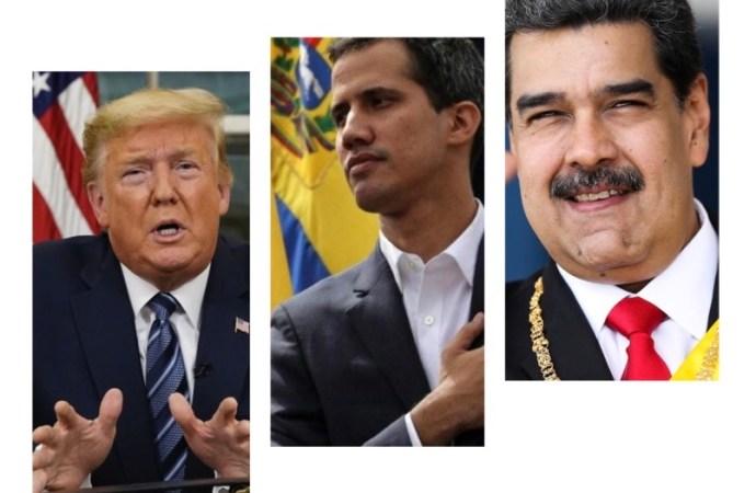 Vénézuéla : Washington demande «un pas de côté» à Guaido, dans l'attente d'élections libres et justes