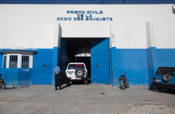 Croix-des-Bouquets: plus de 50 prisonniers libérés, l'OPC s'insurge
