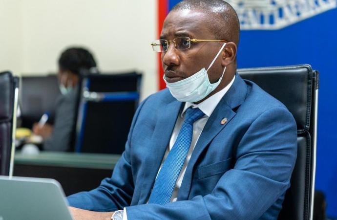 Coronavirus: le titulaire du MAE vit-il en Haïti ?