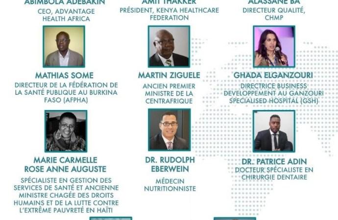 1er Webinaire réussi : Haïti et le Maroc s'unissent contre le COVID-19