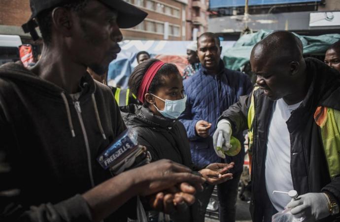 Covid-19 : nouveau cas confirmé en Haïti, 44 au total
