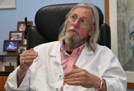 Covid-19: Didier Raoult prévoit l'éradication de la pandémie dans quelques semaines