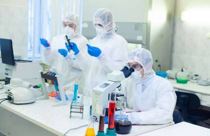 Le coronavirus viendrait-il d'un laboratoire chinois?