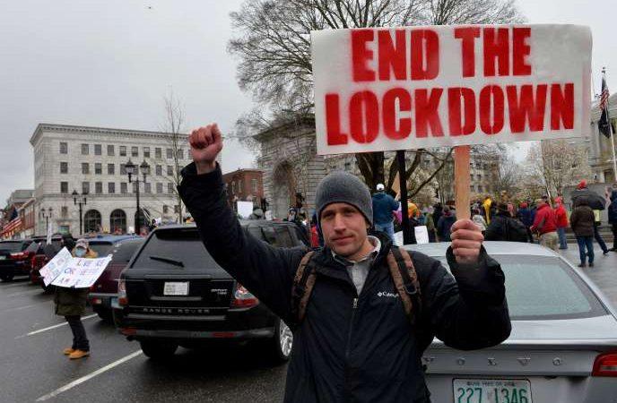 Etats-Unis: Encouragées par Trump, les manifestations anti-confinement se multiplient