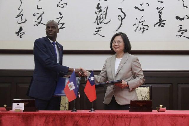 Coronavirus : Taïwan apporte son soutien à Haïti