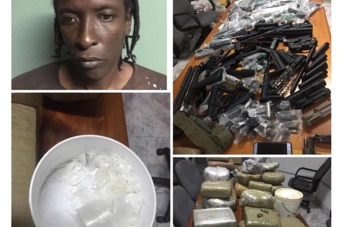 Opération policière à Tabarre 64 : un présumé narcotrafiquant arrêté