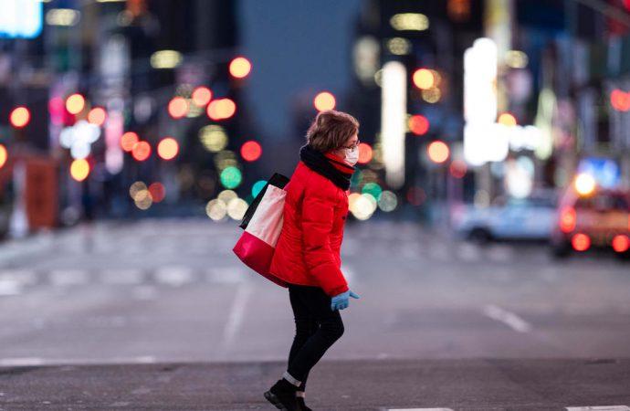 Plus d'un New-Yorkais sur cinq a été contaminé par le Covid-19, selon une étude