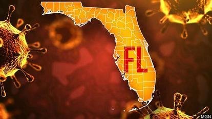 USA-Coronavirus: confinement général ordonné dans l'Etat de la Floride
