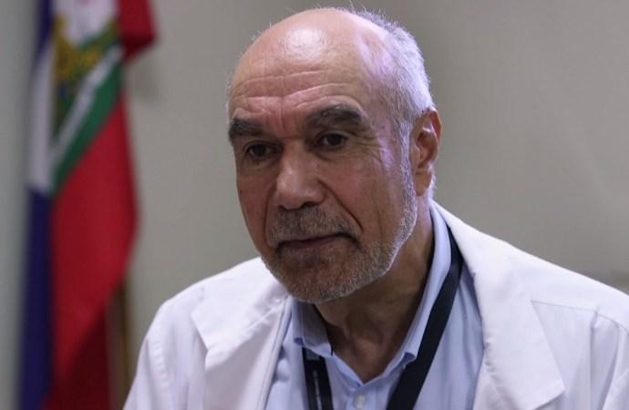 Coronavirus : le Dr William Pape se dit frustré