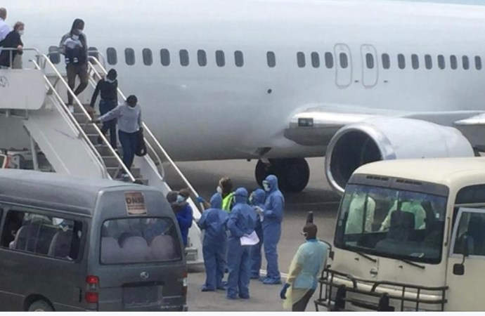 USA: Déportation de 30 Haïtiens, Emmanuel Toto Constant hors de la liste