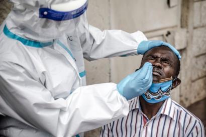 Covid-19 : 67 nouveaux cas, plus de 600 personnes infectées en Haïti