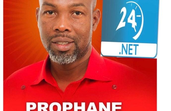 Politique/ Bas Artibonite : L'ex-député Prophane Victor aux commandes du parti Bouclier dans le Bas Artibonite