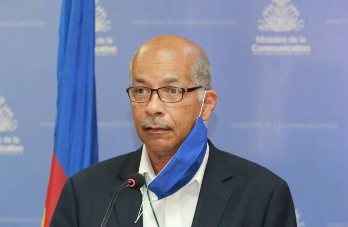 Coronavirus: l'État haïtien ne pourra tester tout le monde, prévient le Dr Jacques Boncy