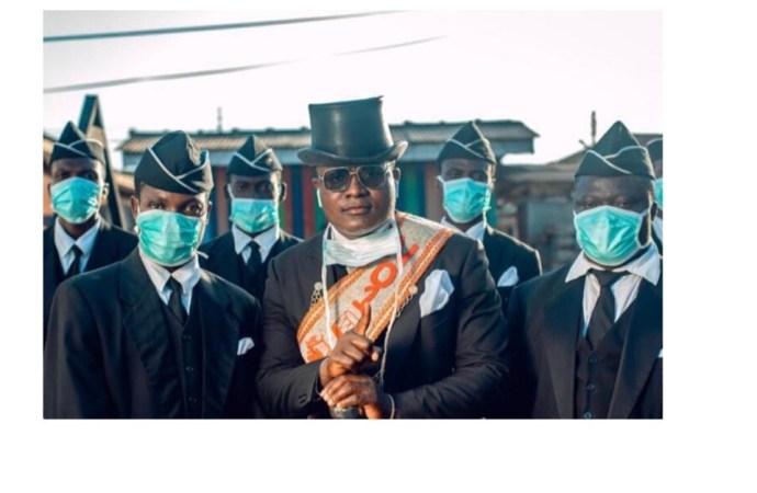 """Coronavirus: Les """"Porteurs de cercueil"""" mettent les incrédules en garde !"""