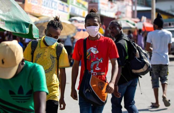 151 cas de contamination au coronavirus enregistrés en Haïti