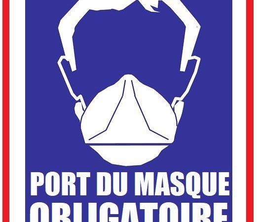 Coronavirus : le port du masque obligatoire à partir du 11 mai