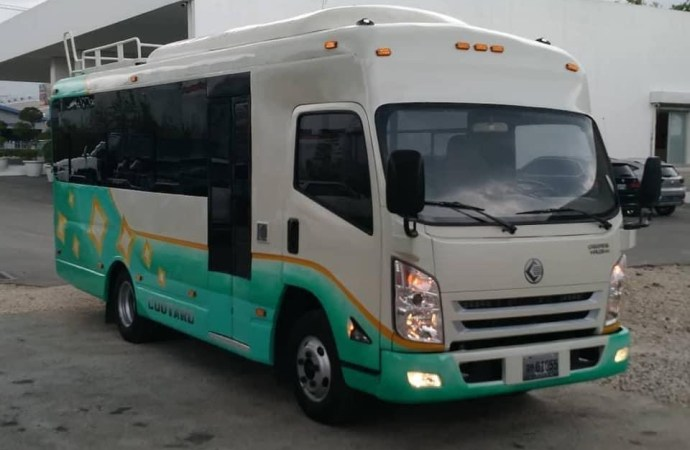 Haïti-Coutard Motors: un minibus de 30 places est né !