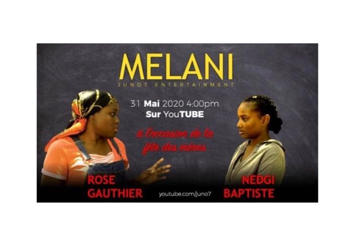 """Culture: John Fritz Moreau nous  livre le feuilleton """"Mélanie"""" sur YouTube"""