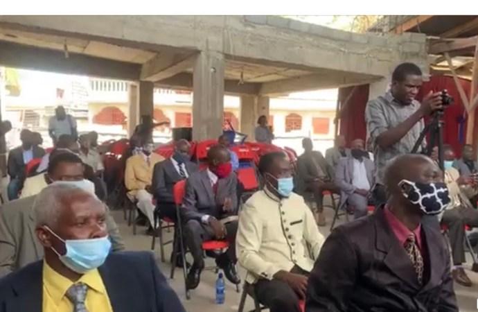 Nord : Des pasteurs dénoncent Jovenel Moïse qui voudrait  légaliser l'homosexualité