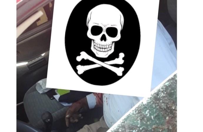 Insécurité : Assassinat du substitut du Commissaire du gouvernement, Fritz Gérald Cérisier