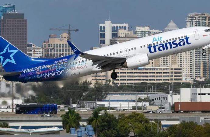 Haïti concerné par la reprise des vols de Air-Transat