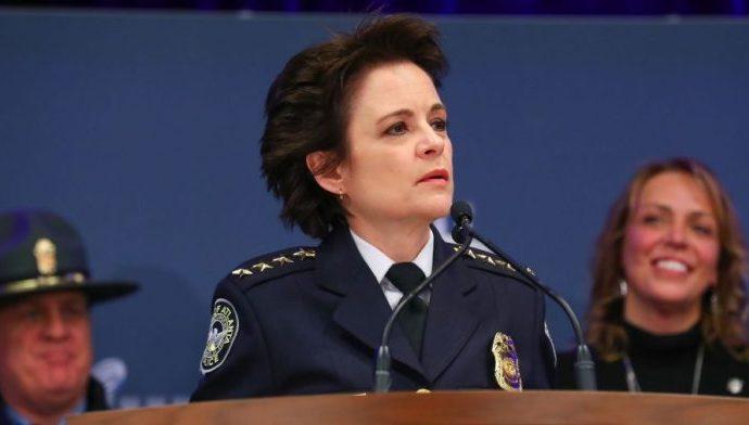 Etats-Unis-Racisme: Démission de la cheffe de la police d'Atlanta