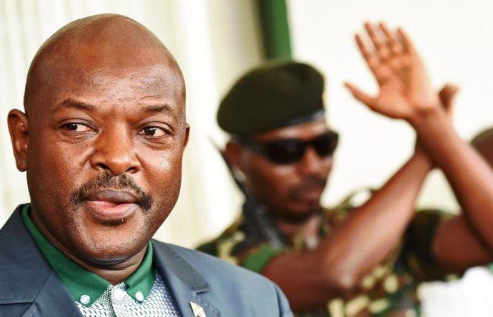 Le président Burundi Pierre Nkurunziza décédé
