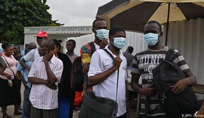 Coronavirus : le bilan augmente à 5324 cas confirmés, 89 morts